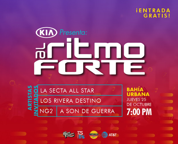 Al Ritmo Forte - Article cover image.