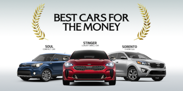 "Kia Stinger gana el premio ""Best Car for the Money"" del U.S. News & World Report - Article cover image."